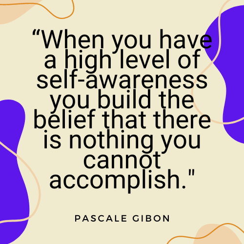 The Everyday Life Balance Show - 210 - Secrets To Increasing Your Self-Worth - Part 3 - Pascale Gibon Quote on building self worth- Pascalegibon.com