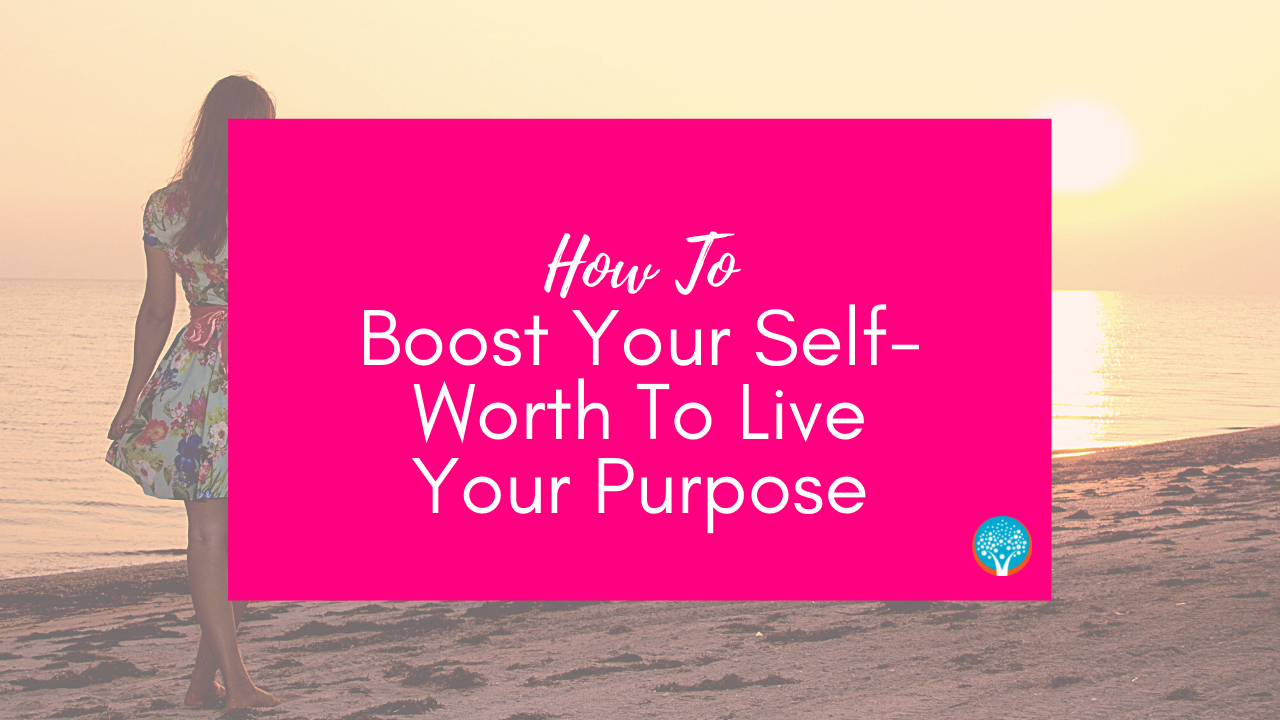 The Everyday Life Balance Show - 213 - How To Boost Your Self-Worth To Live Your Purpose - Pascale Gibon Blog