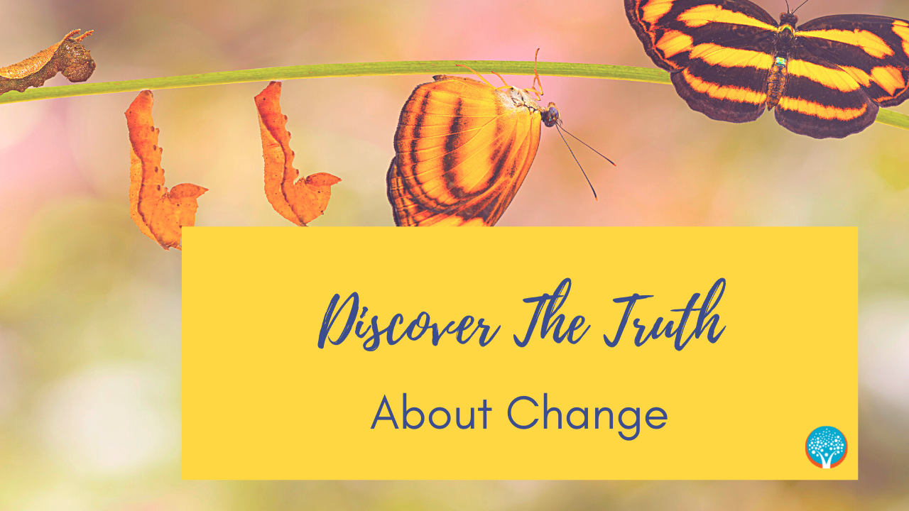 The Everyday Life Balance Show - 215 - Discover The Truth About Change - Pascale Gibon Blog